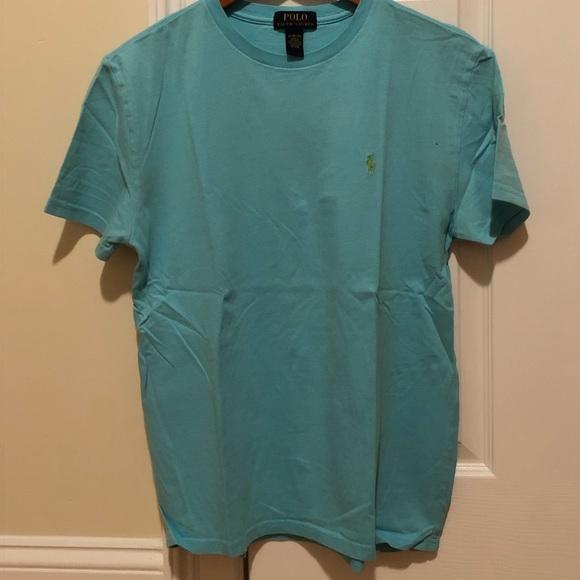 Blue T Basic Baby Polo Nwt Lauren ShirtKids Xl Ralph sdCQhxtr